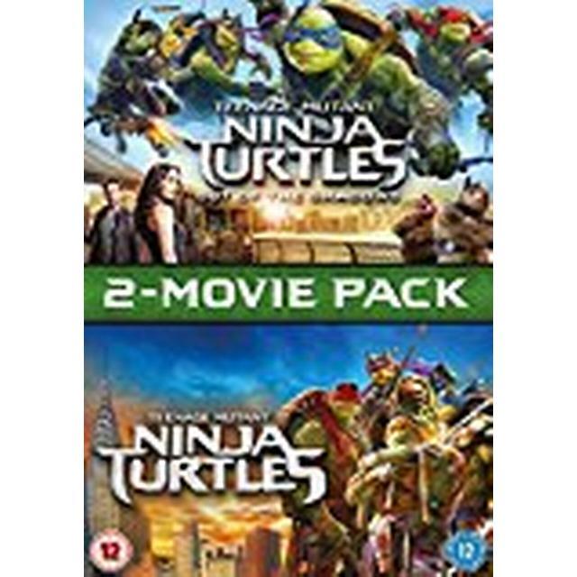 Teenage Mutant Ninja Turtles / Teenage Mutant Ninja Turtles: Out Of The Shadows Box Set [DVD]